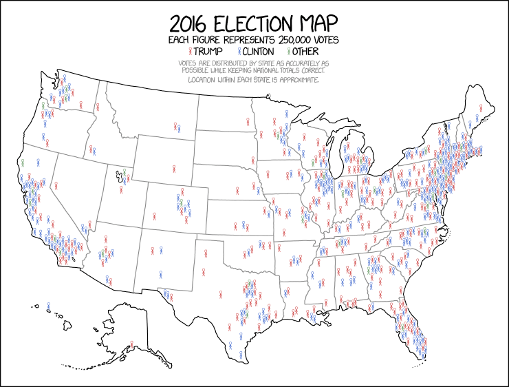 One Person One Dot Maps And How To Make Them
