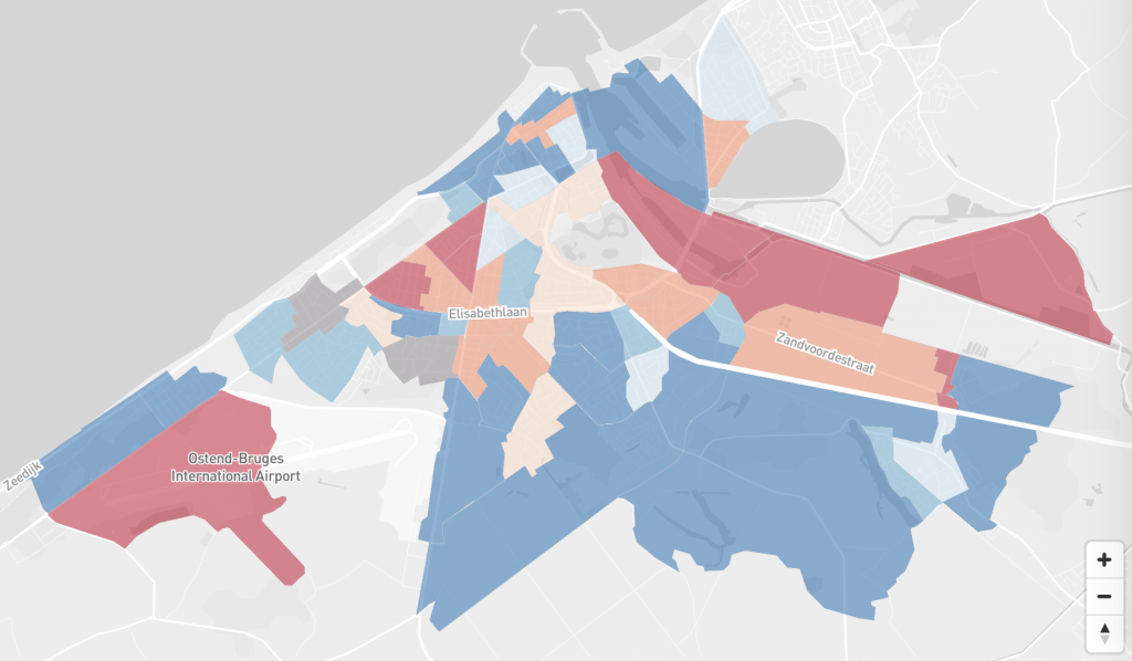 Making-of: How expensive is your neighbourhood